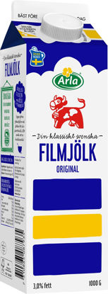 Picture of FILMJÖLK 3% GT 6X1L       ARLA