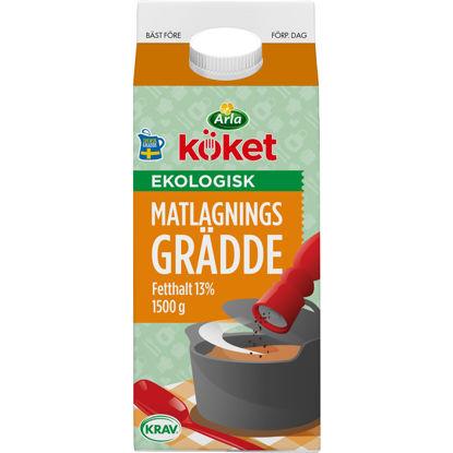 Picture of GRÄDDE MATL EKO 1,5L 15% ARLA