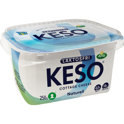 Picture of COTTAGE CHEESE LF 6X250G