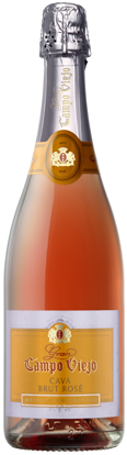 Picture of CAMPO VIEJO CAVA ROSE 75CL