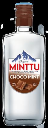 Picture of MINTTU CHOCO 12X50CL 35%