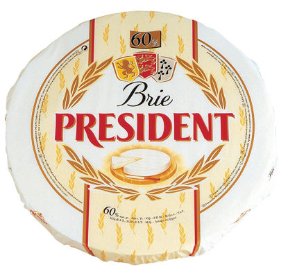 Picture of BRIE 3KG             PRESIDENT