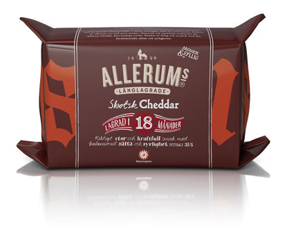 Picture of ALLERUM CHEDDAR 10X700G  SKÅ