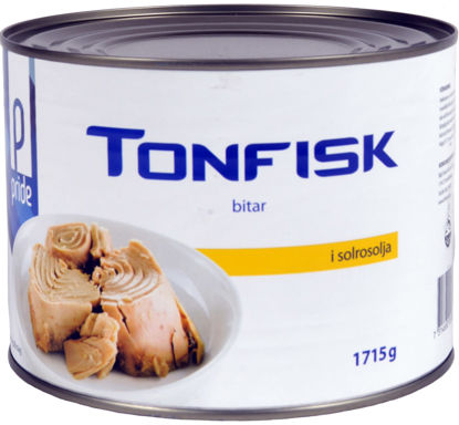 Picture of TONFISK I OLJA 6X1,715KG PRIDE