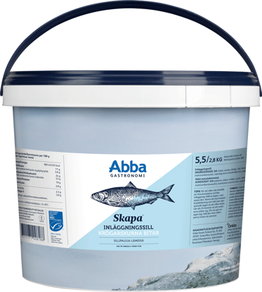 Picture of SILLFILE SKAPA BIT 2,8KG  ABBA