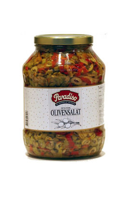 Picture of OLIVSALLAD 4X2,3KG    PARADISO