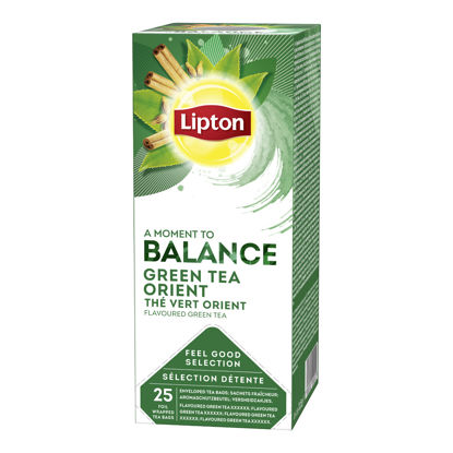 Picture of TE GREEN ORIENT 6X25ST  LIPTON