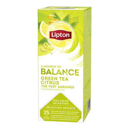 Picture of TE GREEN CITRUS 6X25ST  LIPTON