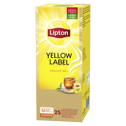 Picture of TE YELLOW LABEL 6X25ST