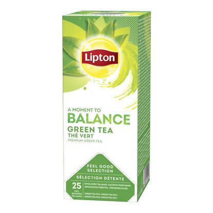 Picture of TE GREEN 6X25ST         LIPTON