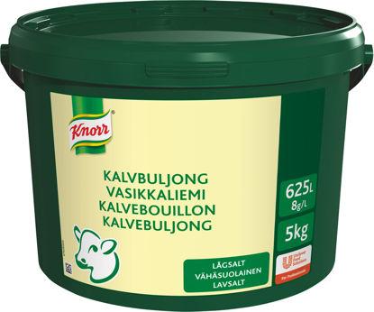 Picture of BULJONG KALV L-SALT PUL 5KG