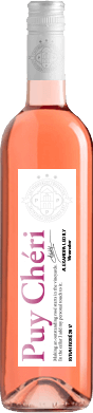 Picture of PUYCHERIC SYRAH ROSE 12X75CL