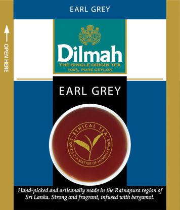 Picture of TE EARL GREY 100ST      DILMAH