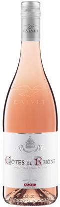 Picture of CALVET COTES DU R ROSE 12X75CL