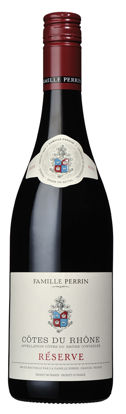 Picture of COTES RHONE PERRIN RESERV 2011