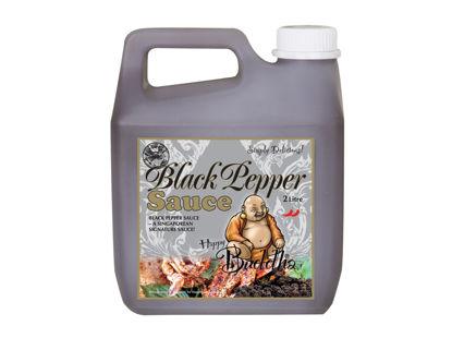 Picture of BLACK PEPPER SAUCE 2X2L