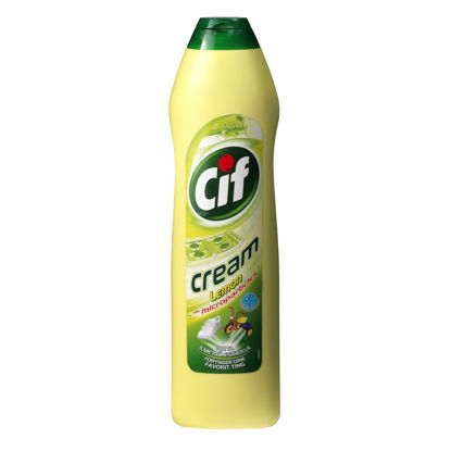 Picture of CIF CREAM LEMON  8X500ML