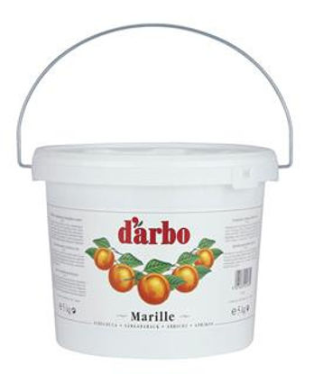 Picture of APRIKOSMARMELAD 5KG      DARBO