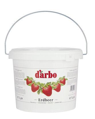Picture of JORDGUBBSMARMELAD 5KG    DARBO