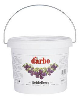 Picture of BLÅBÄRSMARMELAD 5KG DARBO