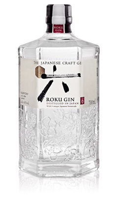 Picture of ROKU GIN SUNTORY 43% 6X70CL