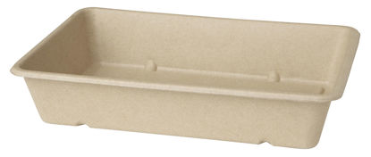 Picture of FORM BAGASSE REKT 1200ML 12X40