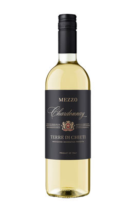 Picture of MEZZO CHARDONNAY 12X75CL