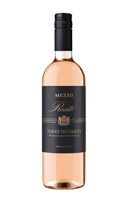 Picture of MEZZO ROSE 12X75CL