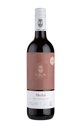 Picture of GIOL MERLOT ORGAN 6X75CL 12,5%