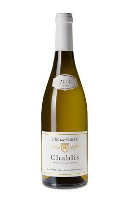 Picture of CHABLIS L EGLANTIERE 6X75CL