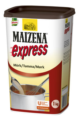Picture of MAIZENA EXPRESS MÖRK 6X1KG UBF