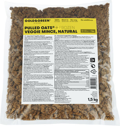 Picture of PULLED OATS VEGOFÄRS NAT 4X1,5