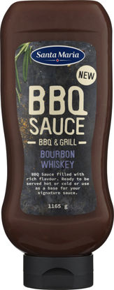 Picture of BBQ SAUCE BOURBON WHIS 6X1165G