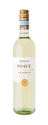 Picture of BENNATI SOAVE 12X75CL
