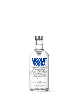 Picture of ABSOLUT VODKA 40% 6X70CL