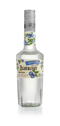 Picture of DE KUYPER BLUEBERRY 15% 6X50CL