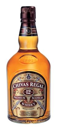 Picture of CHIVAS REGAL 12 ÅR 12X70CL 40%