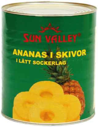 Picture of ANANAS SKIVOR LS 24X850G