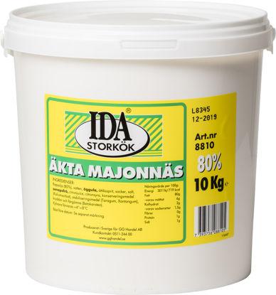 Picture of MAJONNÄS 80% 10KG