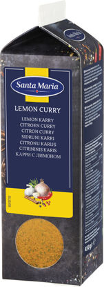 Picture of CURRY LEMON PP 6X450G