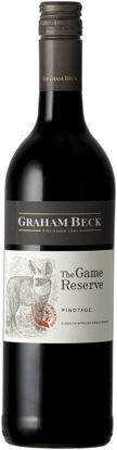 Picture of PINOTAGE RESERVE THE GAME 75CL