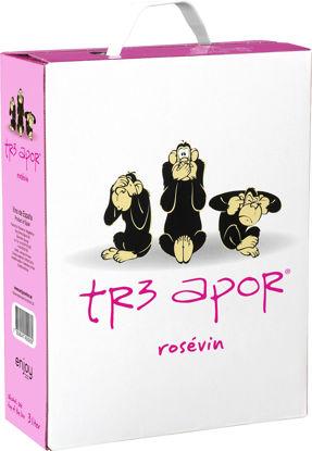 Picture of 3 APOR ROSE 3L BIB