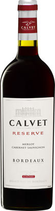 Picture of CALVET RESERV CAB SAUV 6X75CL
