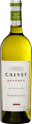 Picture of CALVET RESERV SAUV BL 6X75CL