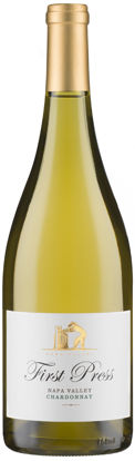 Picture of FIRST PRESS CHARDONNAY 12X75CL
