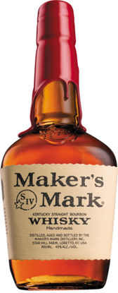 Picture of MAKERS MARK BOURBON 45% 70CL