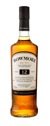 Picture of BOWMORE ISLAY 12ÅR 6X70CL 40%