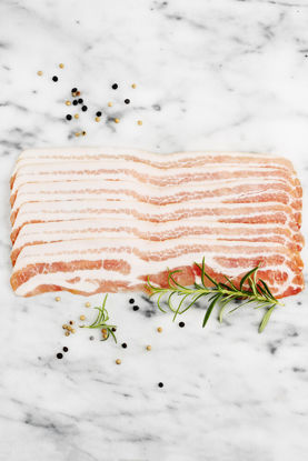 Picture of BACON SKIVAT STACKAT 8X1KG S-A