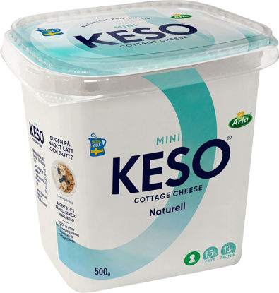 Picture of COTTAGE CHEESE MIN 1,5% 6X250G