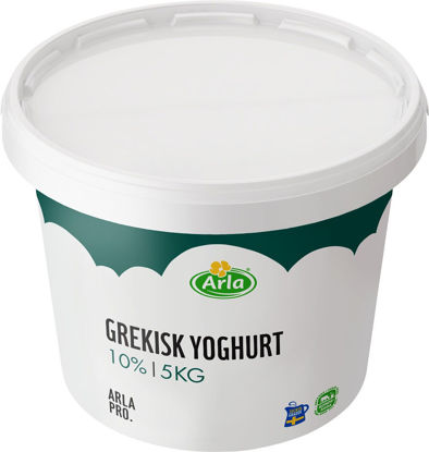 Picture of YOGHURT GREKISK 10% 5KG